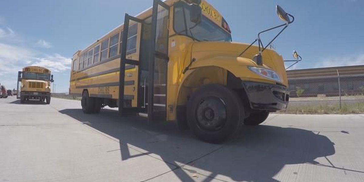 Local school officials question school bus seat belt bill
