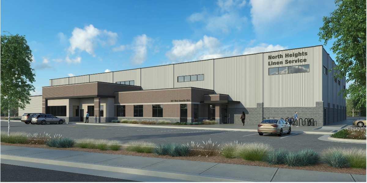 Amarillo's North Heights Linen Service to bring jobs, tax revenue and opportunities