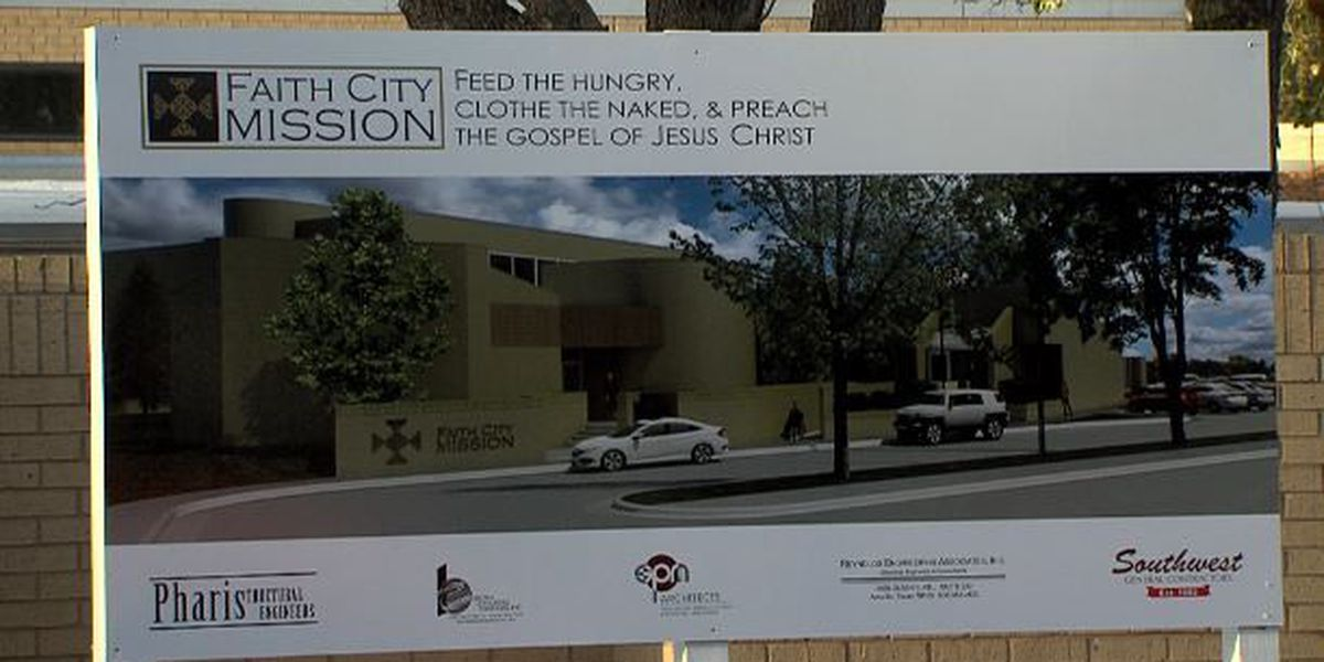 Faith City Mission expanding to two new locations