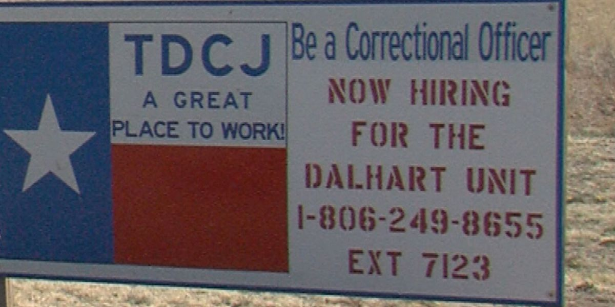 Dalhart Unit using a new interactive method for recruiting