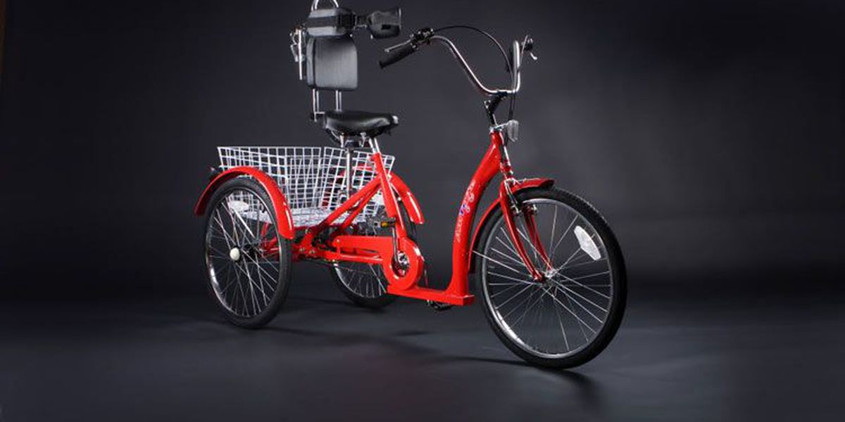 APD searching for stolen therapeutic tricycle