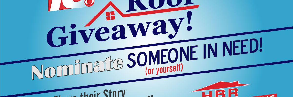 NewsChannel 10 & Hudson Bros Roofing ROOF GIVEAWAY!