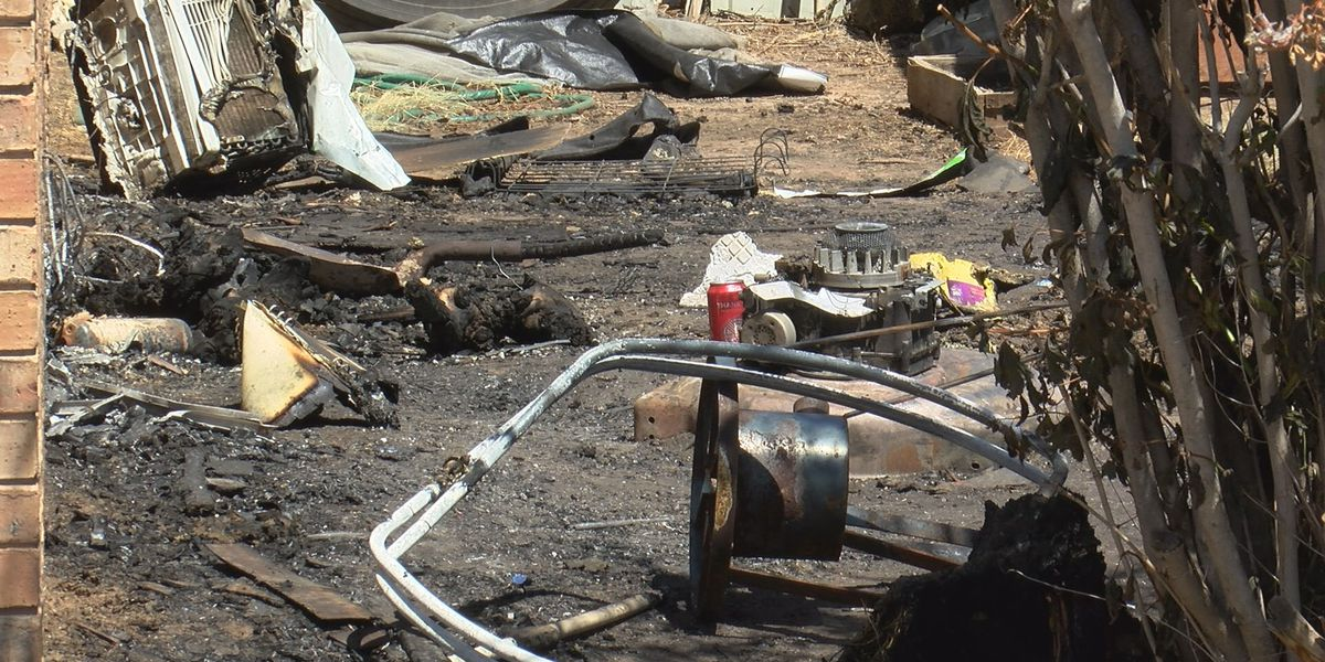 Dalhart family deals with aftermath of losing home, dogs after fire
