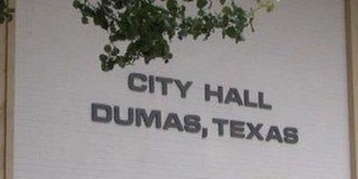 Dumas City Manager appointed