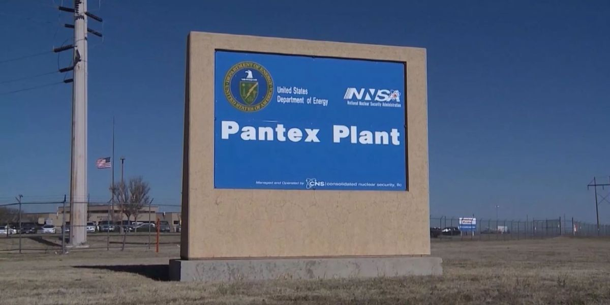 $125,00 awarded to Texas Panhandle nonprofits by CNS Pantex