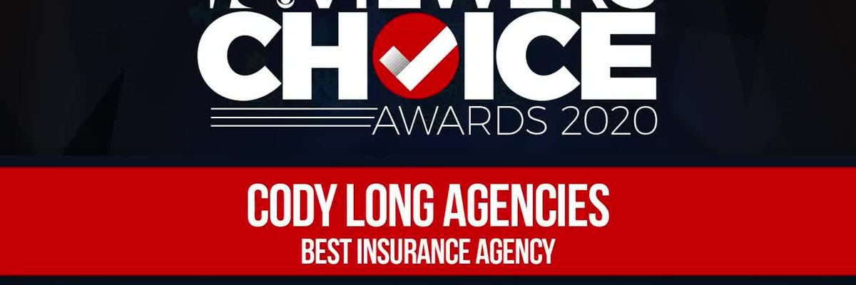 VIEWERS CHOICE AWARDS: CODY LONG AGENCIES WINS BEST INSURANCE AGENCY