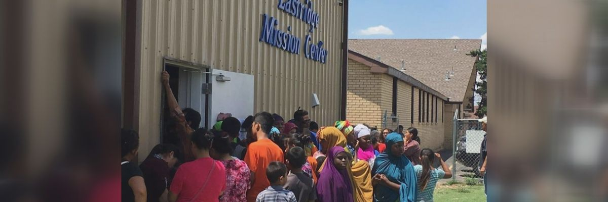 300 children a week provided meals thanks to High Plains-affliated church