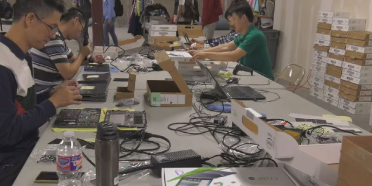 Amarillo ISD returns laptops to students after recent recall