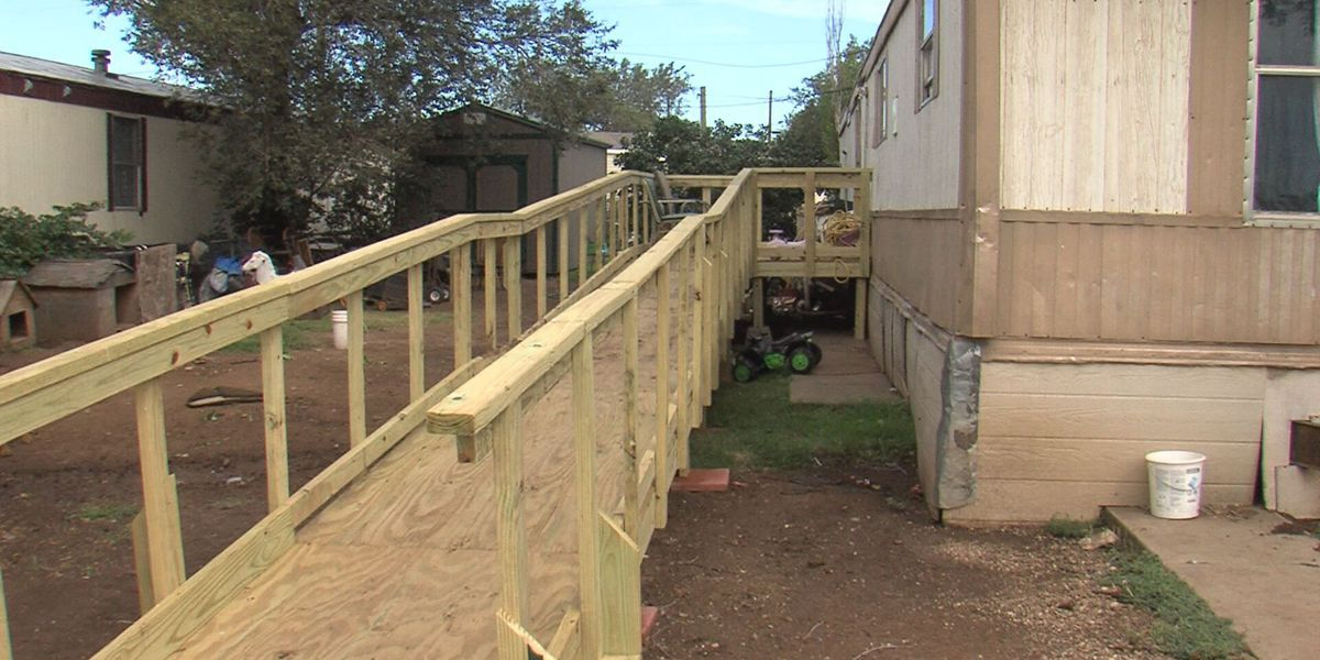 Texas ramp project in need of donations