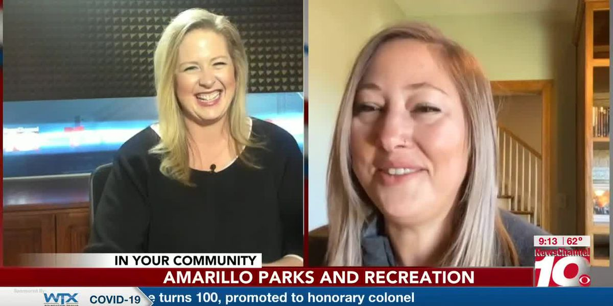 INTERVIEW: Ali visits with Kristen Wolbach from Amarillo Parks and Rec.