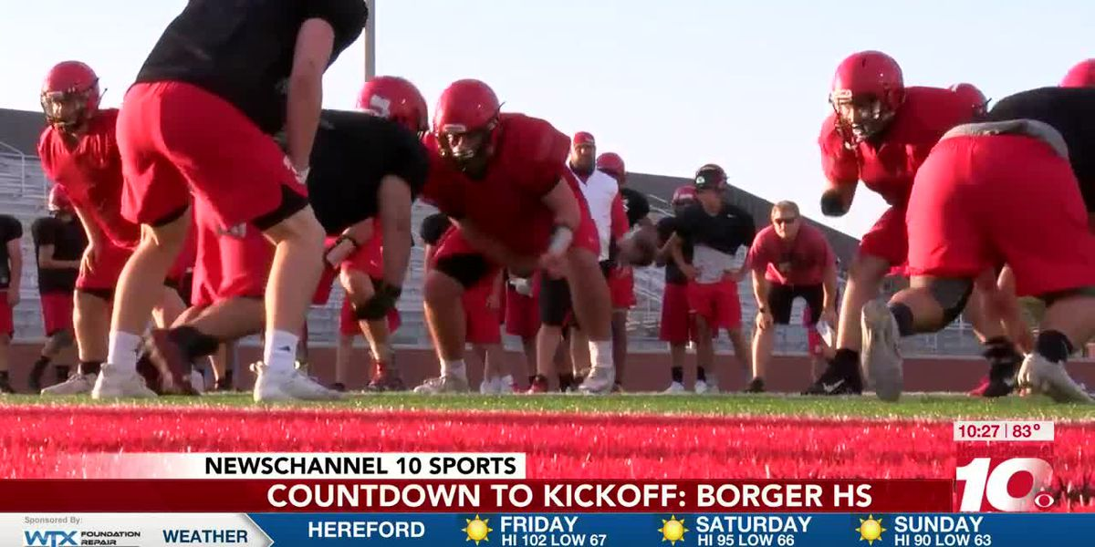 Countdown to Kickoff: Borger Bulldogs rebuilding their reputation