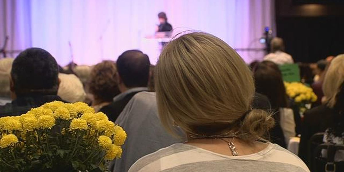 Beans and Cornbread Luncheon raises over 50,000 dollars for homeless