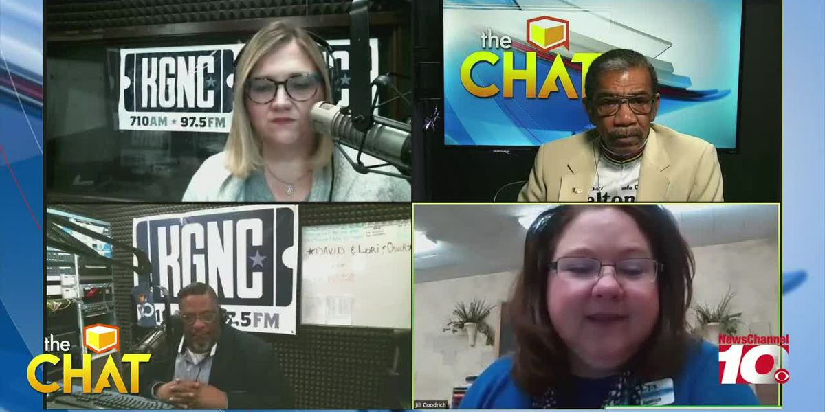 The Chat: McDonald's Give Back Day on April 13
