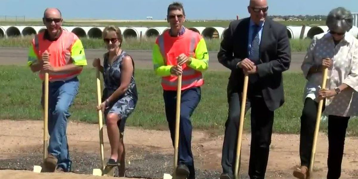 TxDOT breaks ground on project to relocate Loop 335