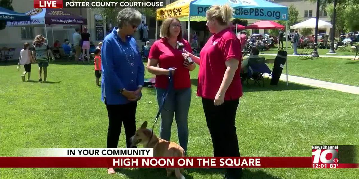 High Noon on the Square 6/26