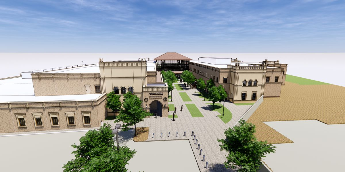 New Texas Tech Vet school preparing for opening next year