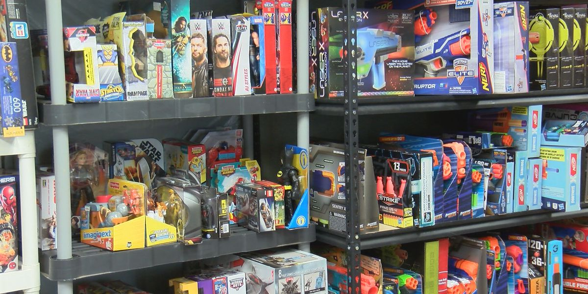 Texas Panhandle comes together and saves Amarillo Toys for Tots this holiday