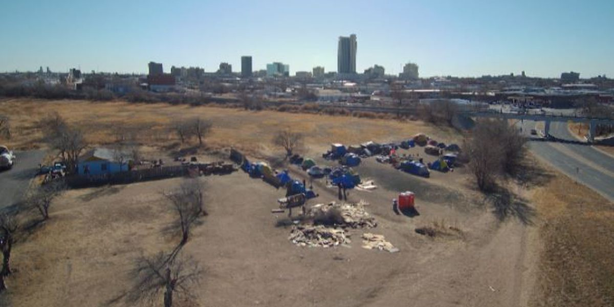 City of Amarillo files claims against Tent City owner