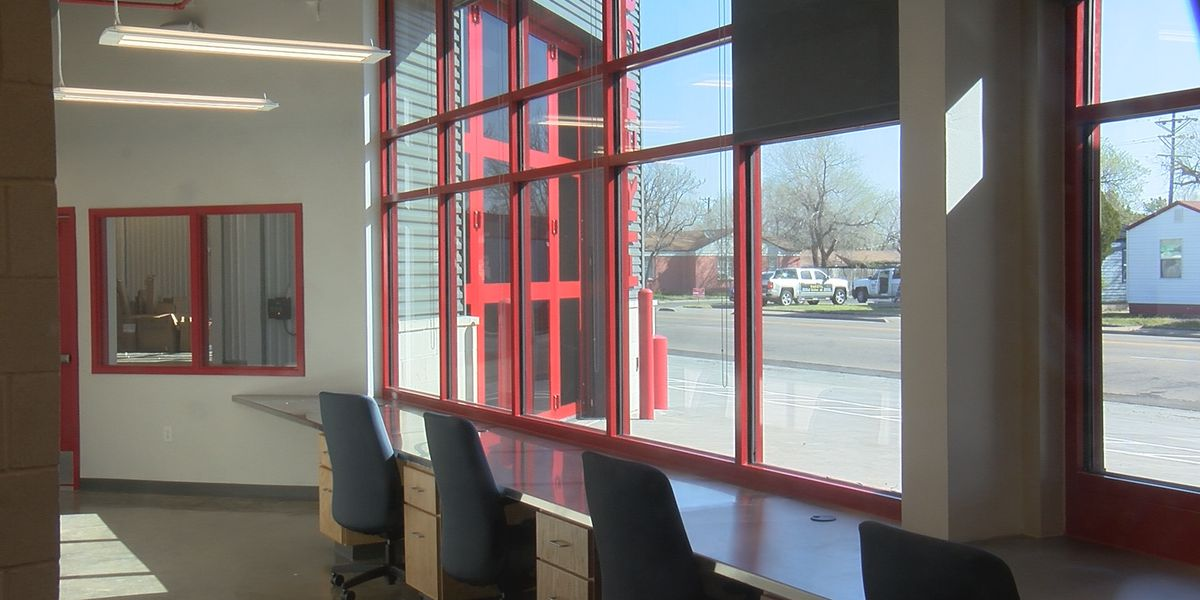 New Amarillo fire station number 5 complete, new features to improve response time