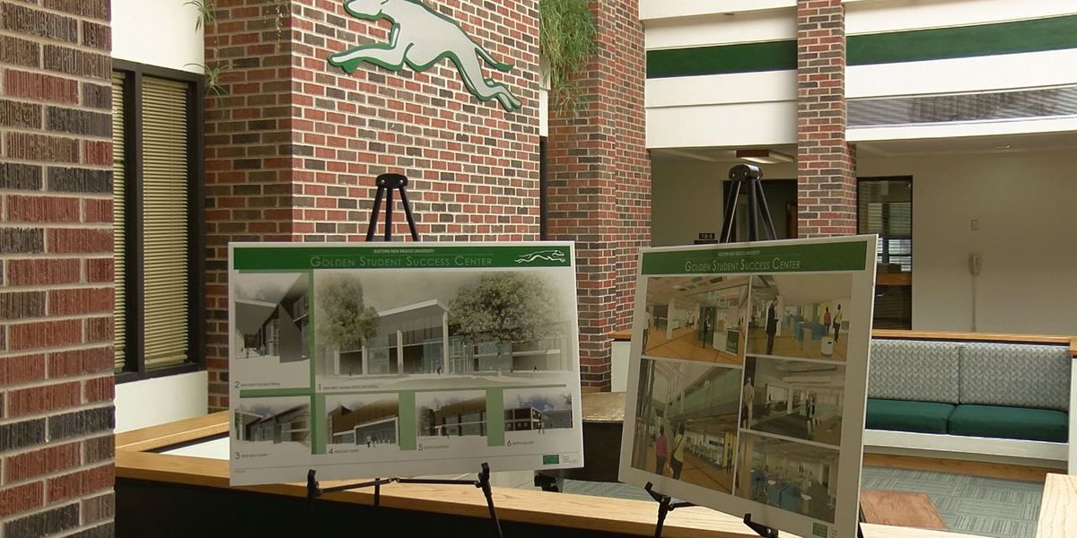 Eastern New Mexico University adding new student success center