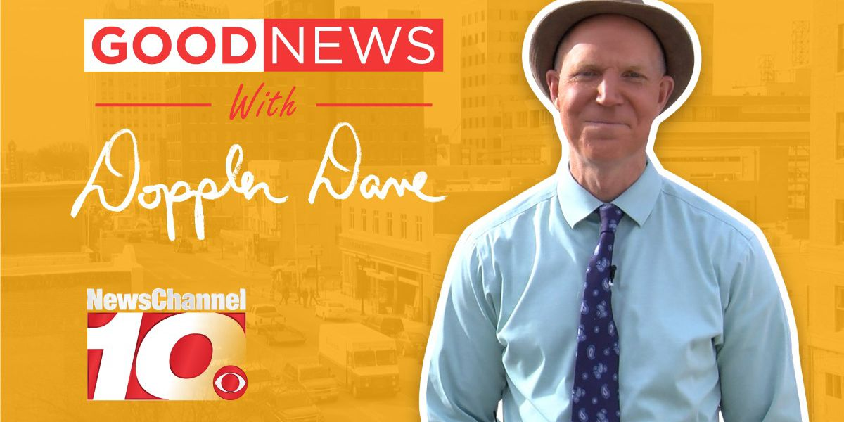 GOOD NEWS: Doppler Dave looks back on the year 2020′s positive and uplifting developments