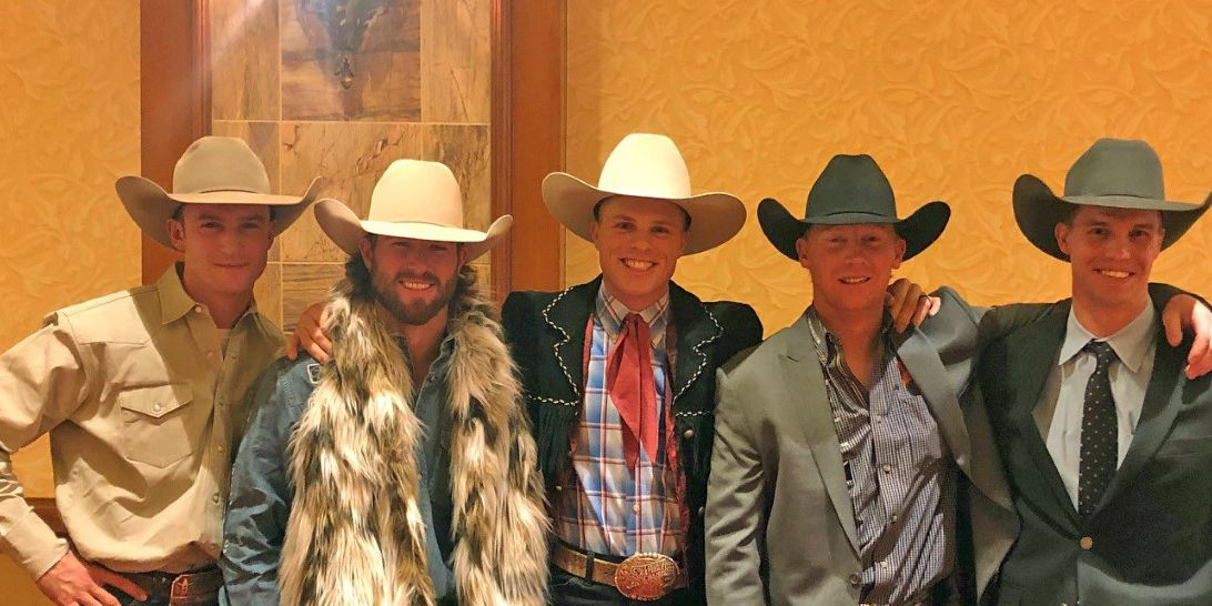 5 former Oklahoma Panhandle State University cowboys heading to Wrangler National Finals Rodeo