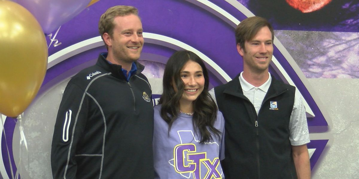 Canyon midfielder Erin Folkner signs with Concordia University