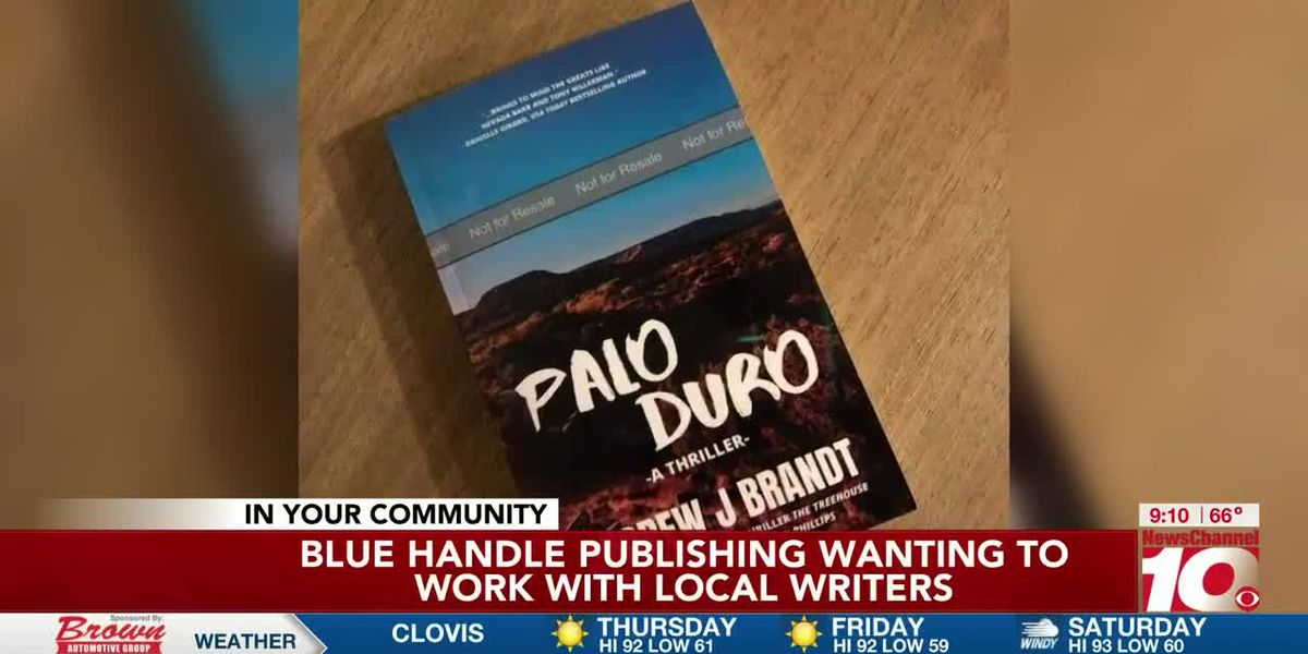 INTERVIEW: Blue Handle Publishing talks about wanting to work with local writers