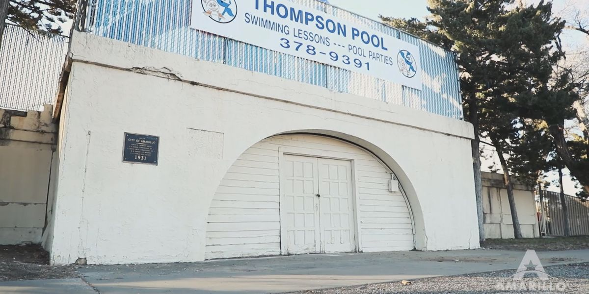 After 87 years, Amarillo's Thompson Park Pool is closing