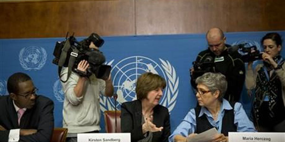 UN committee blasts Vatican on sex abuse, abortion