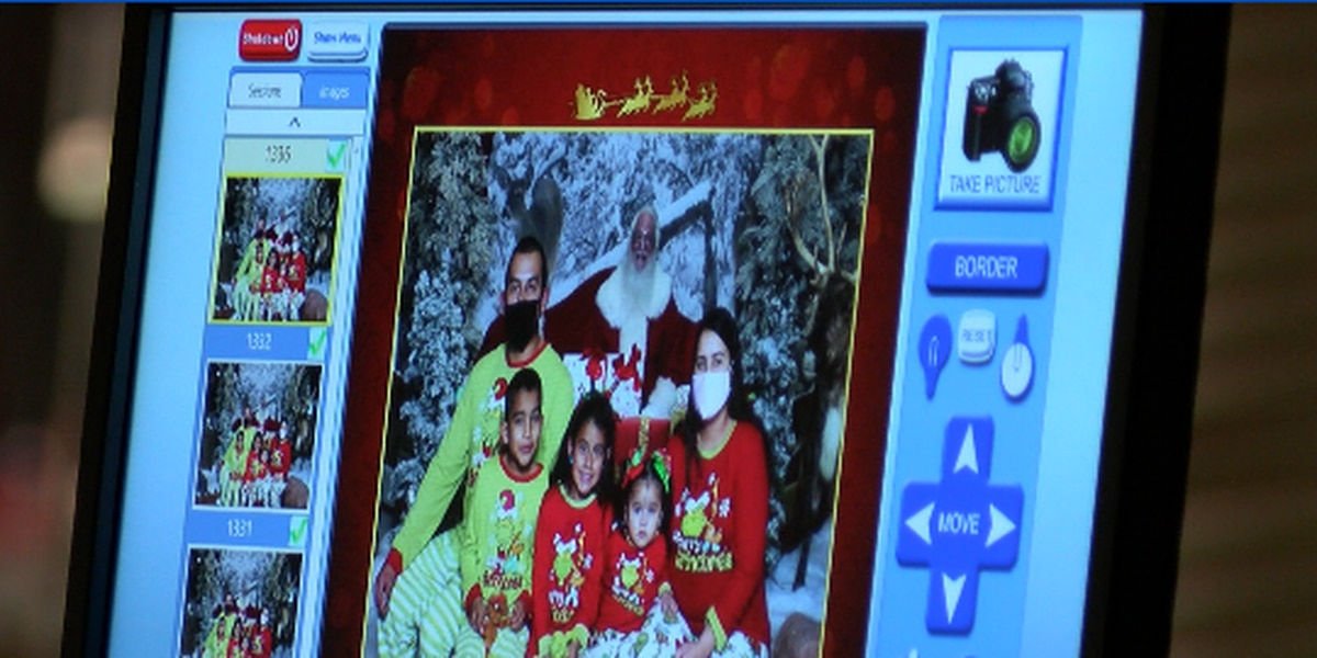 Holiday pictures with or without Santa will be looking different for 2020