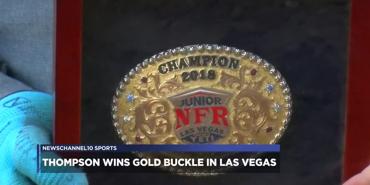 Canyon 6th grader wins World Jr. National Finals Rodeo team roping competition