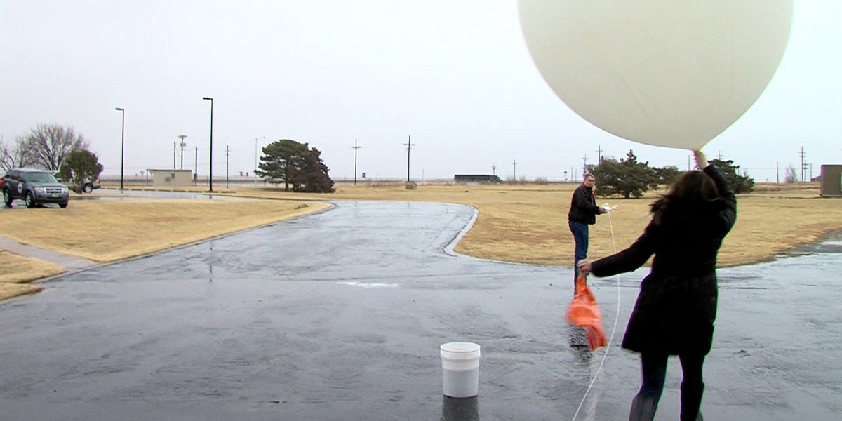 Technology changes . . . but the weather balloons still fly