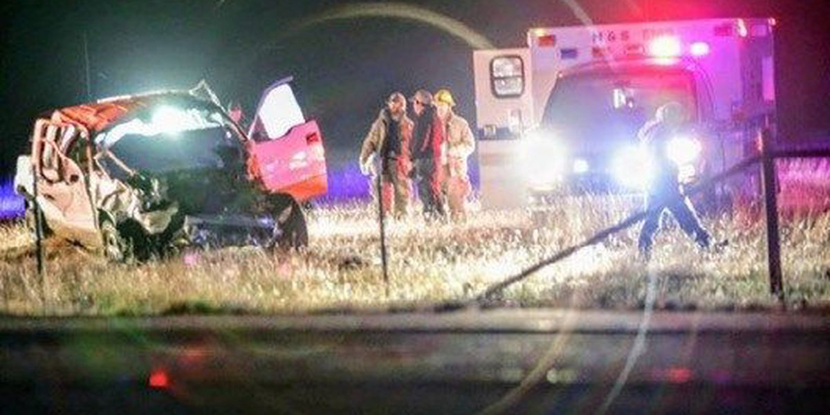 Hansford County accident sends 3 to hospital, LifeStar called to transport