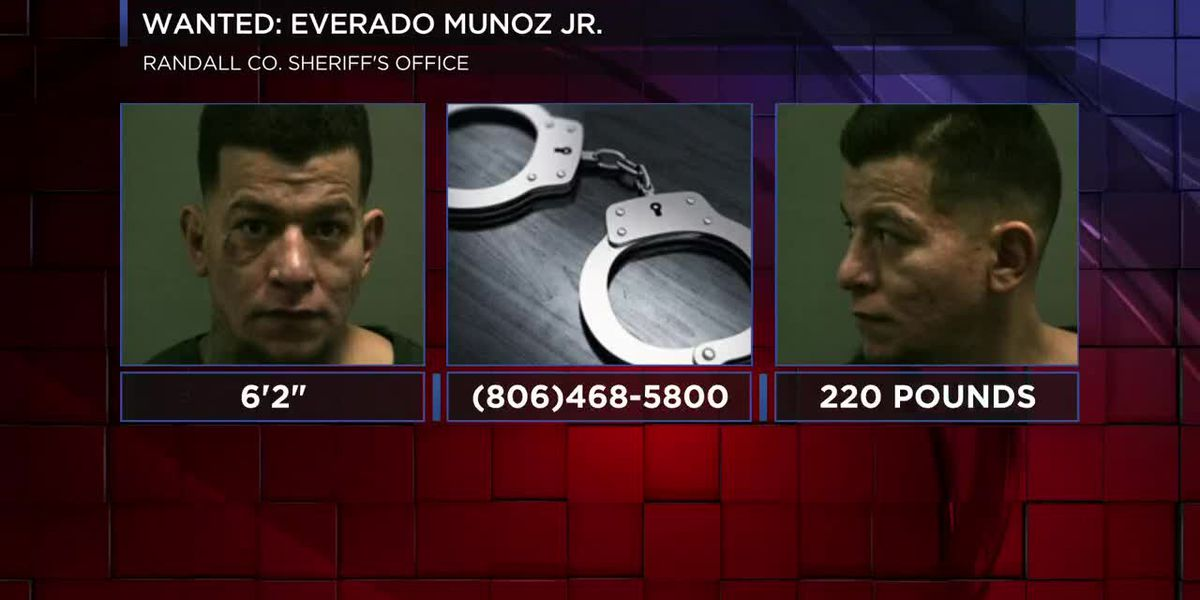 Randall County fugitive wanted for conspiracy to commit burglary