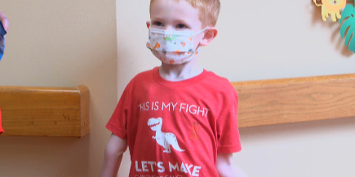 Dalhart Coon Memorial Hospital hosts blood drive in benefit for 5-year-old recovering from kidney cancer