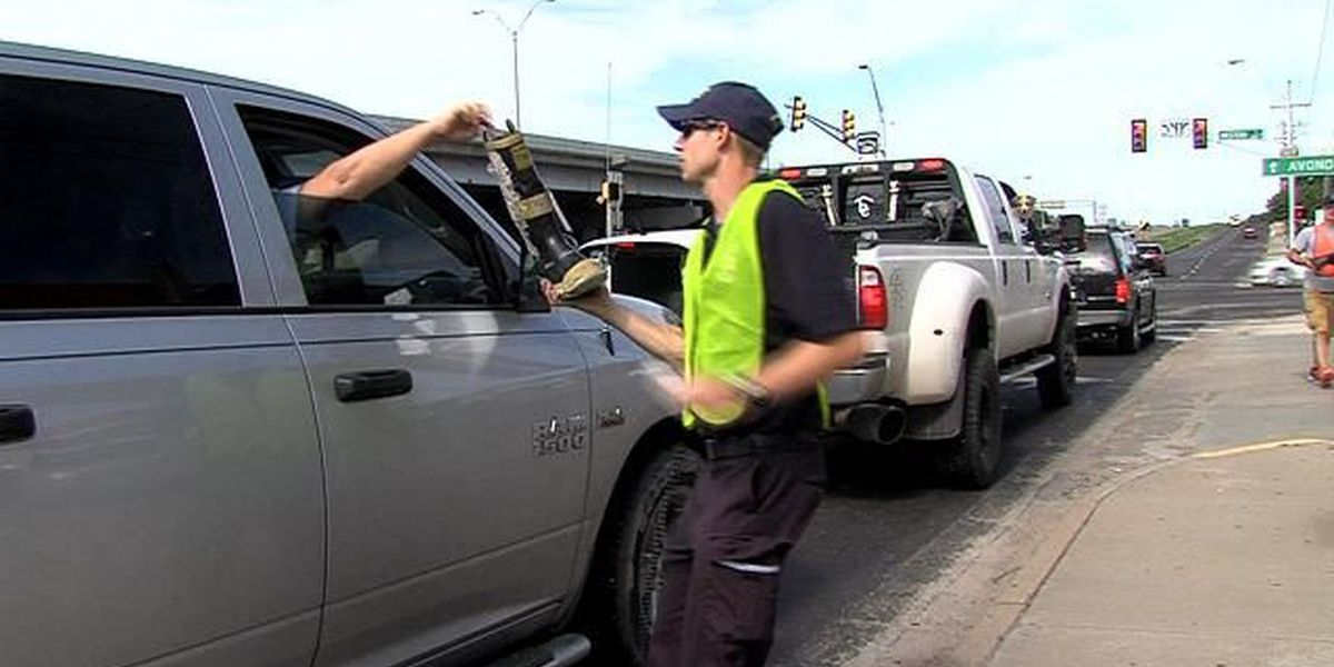 Amarillo firefighters launch Fill the Boot virtual Fundraiser for MDA