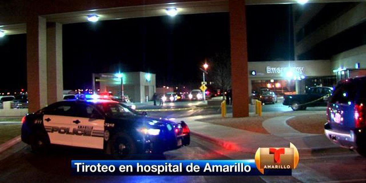 Tiroteo en Northwest Texas Hospital