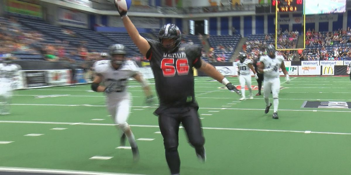 Amarillo Venom take down defending league champs Duke City