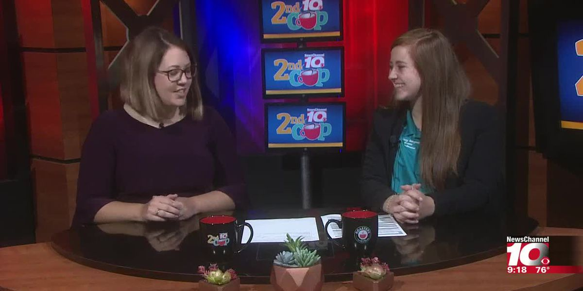 INTERVIEW - Kelsey Sargent talks about some summer events and activities