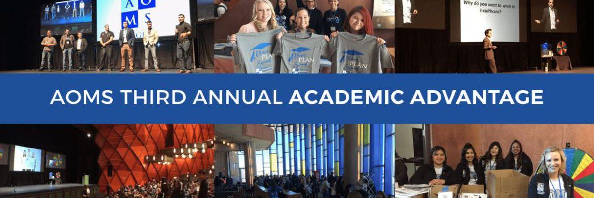 AOMS to host academic advantage event
