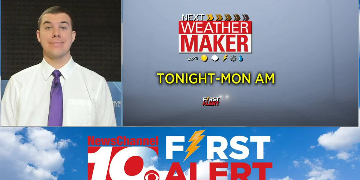 Weather with Cameron Venable 11/22
