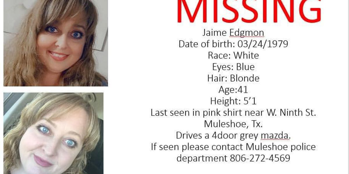 Body of missing Muleshoe woman found in Roosevelt County