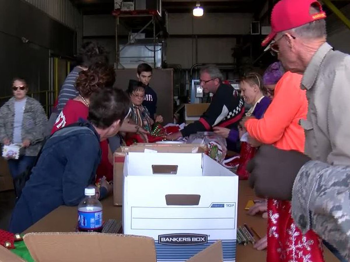 Texas Panhandle Honor Flight providing stockings, toys for area children in need