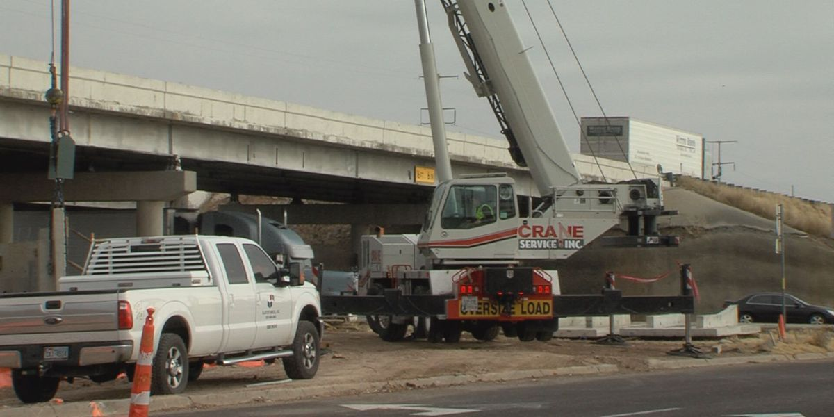 TxDOT resumes construction on project suspended for holidays