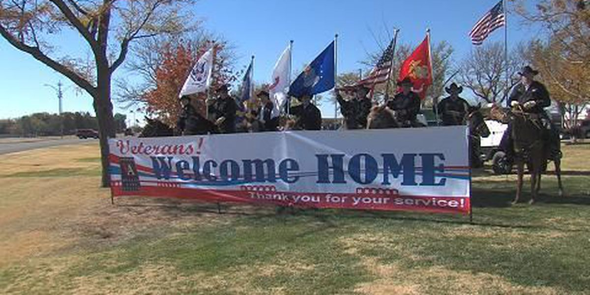 Amarillo kicks off Veterans Day celebrations over the weekend