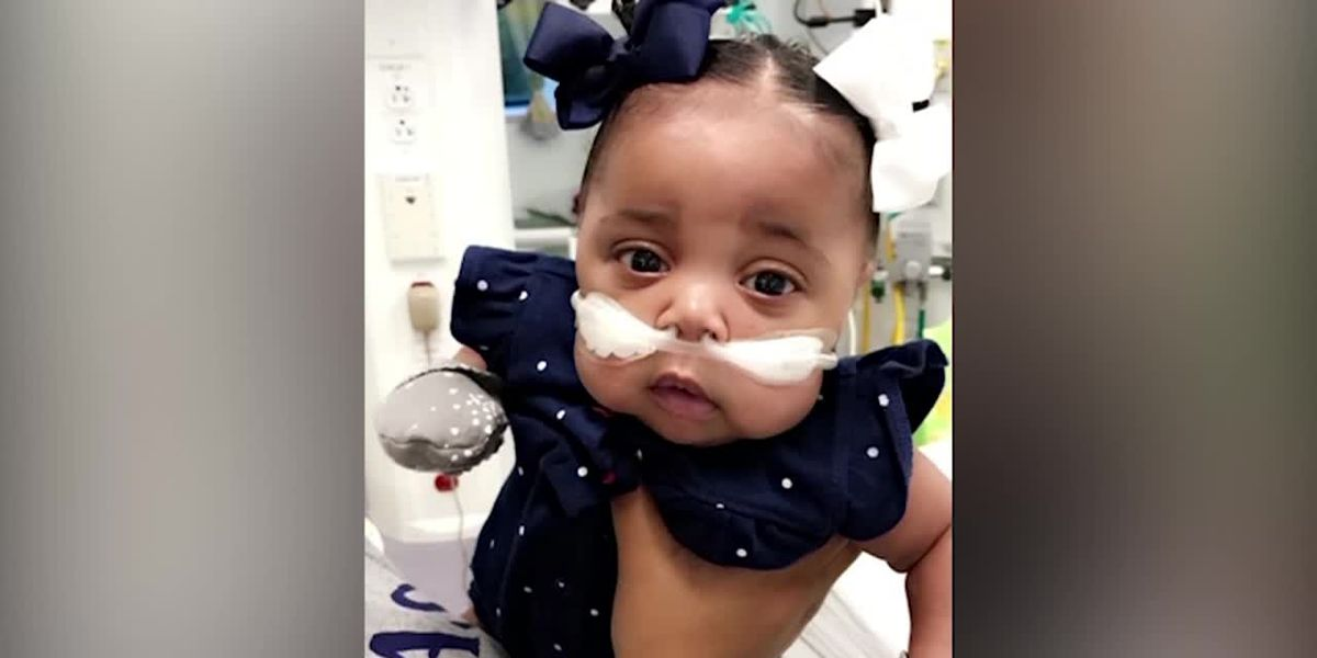 Family struggles to find hospital to treat 9-month-old girl on life support