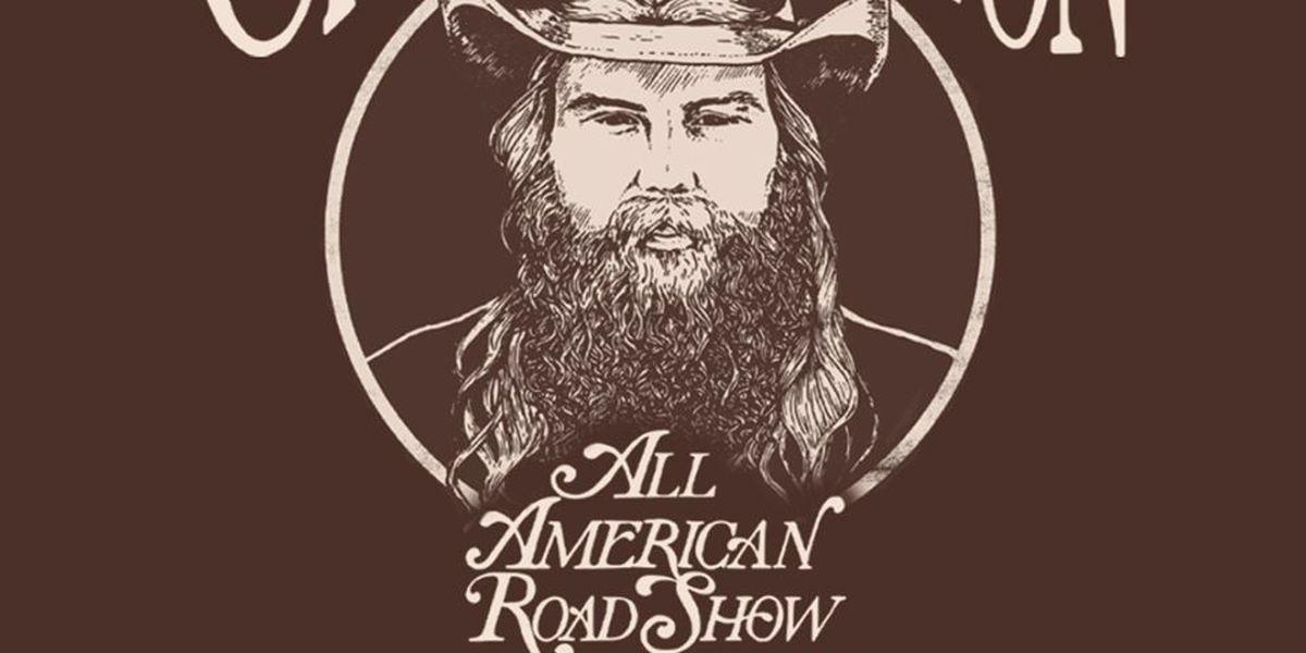 Chris Stapleton Lubbock concert pushed back to 2021