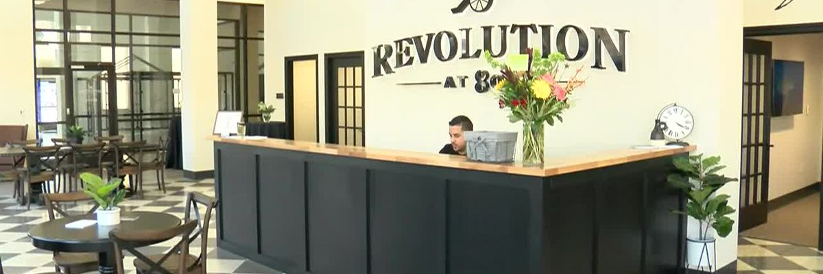 Two businesses in Amarillo hold grand openings as another gets closer to opening day.