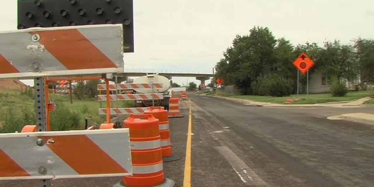 Area Lane Closures